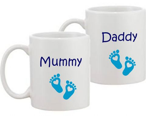 Mummy & Daddy Mugs
